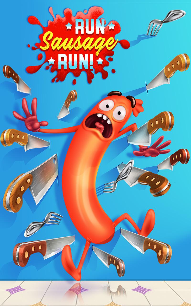 Run Sausage Run Mod Apk (Unlimited Money/Gold) Latest Version 1