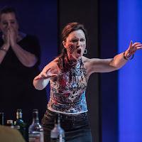 Jacqueline Woodley (Natalia) in Oksana G., Tapestry Opera, 2017. Photo: Dahla Katz.