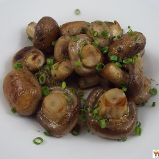 Sherried Mushrooms Tapa.