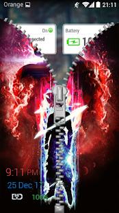 Goku Vs Jiren Zipper Lock - náhled