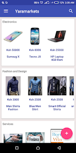 Download Yaramarkets For PC Windows and Mac apk screenshot 1