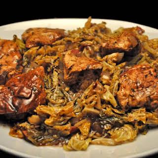 Chicken Breast Cabbage Recipes.
