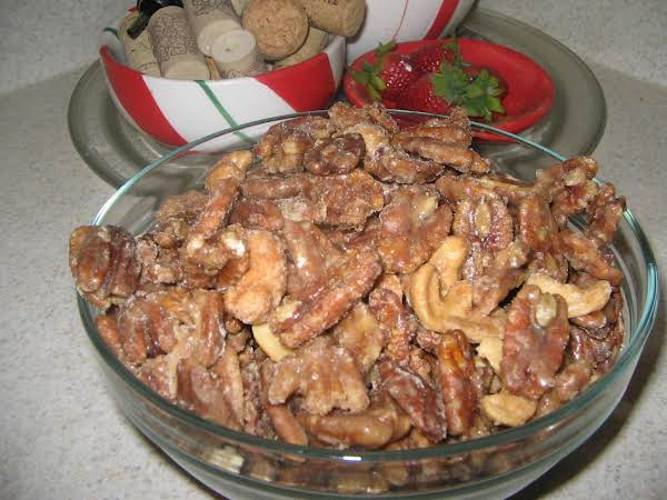 Cinnamon Nuts Recipe
