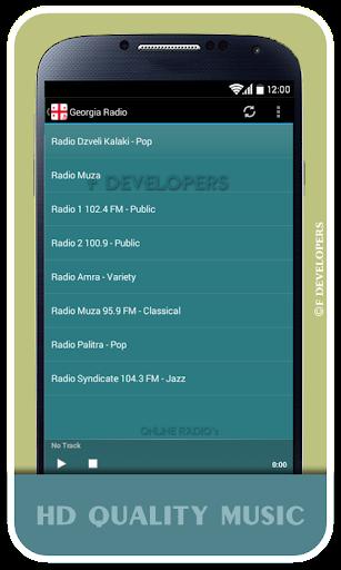 Georgia Radio - Live Radios