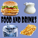Food and Drinks by Egeler Games(from Bilsem) icon