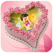 Photo On Birthday Cake Apps on Google Play
