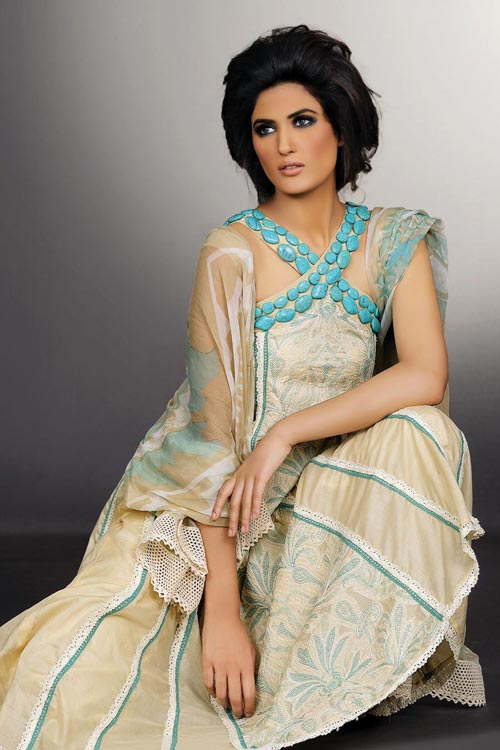 Khaadi Lawn Summer Collection 2011 for Teens