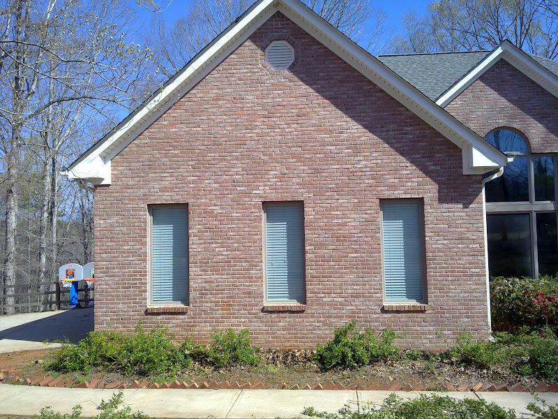 Can You Add Stucco Trim To An Existing Brick Window