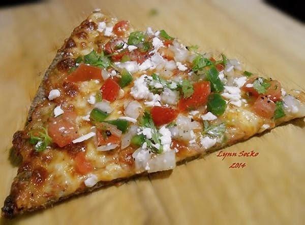 Pico De Gallo Pizza Recipe