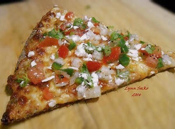 Pico De Gallo Pizza