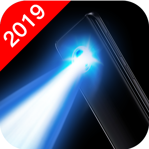 Super LED Flashlight Icon
