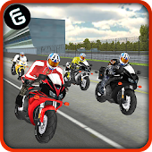 Super Rápido Bike Racer 3D
