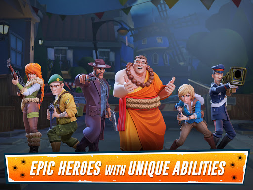 Heroes of Warland - Online 3v3 PvP Action (Mod)