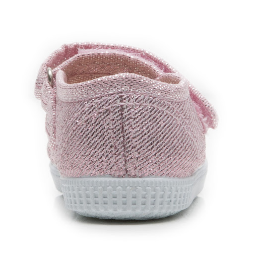 Thumbnail images of Step2wo Greta Glitter - Canvas Shoe