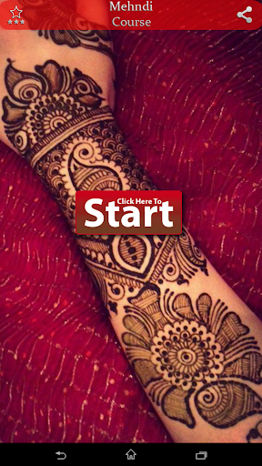 Mehndi Design Course
