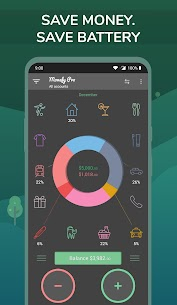 Monefy Pro – Money Manager MOD (Paid) 3