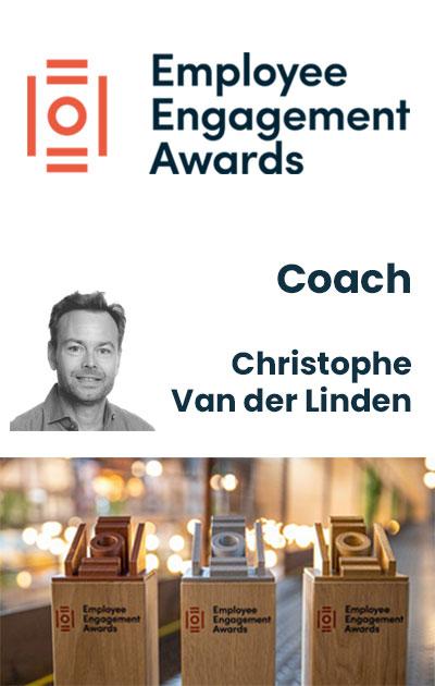 christophe van der linden