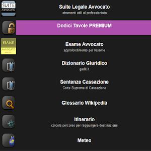 Suite Avvocato + screenshot 0