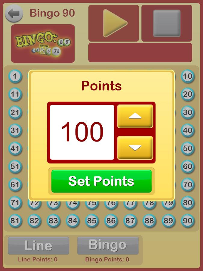 Bingo App