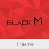 Black M  Red Theme