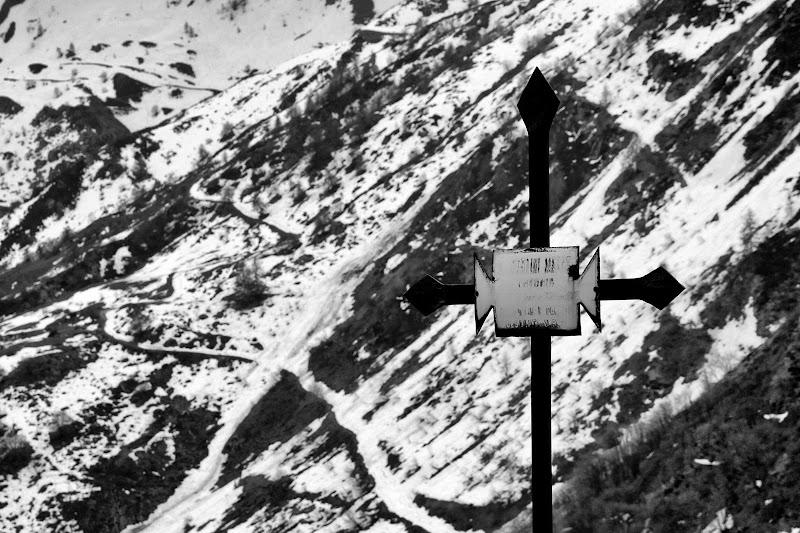 Paesaggio invernale di Angelo Artuffo