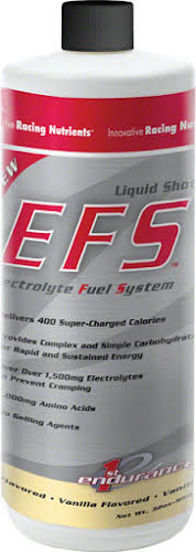 1st Endurance EFS Liquid Shot Vanilla 32oz