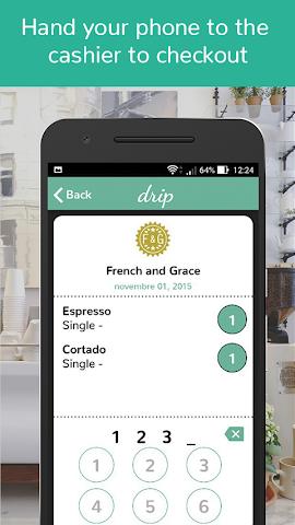 android DripApp Screenshot 2