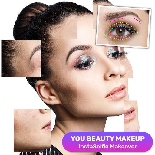 You Beauty Makeup : Makeover Parlour 1.6 Screenshots 6
