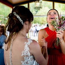 Свадебный фотограф Alberto Sagrado (sagrado). Фотография от 03.05.2018