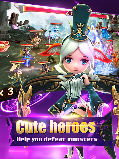 Heroes of 3 Kingdoms Screenshot