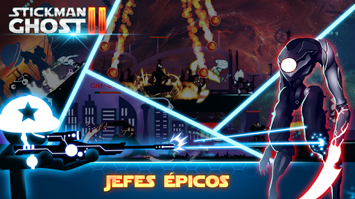 Stickman Ghost 2: Galaxy Wars - Shadow Action RPG  trampa 2