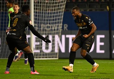Troepen van Marc Brys niet naast Anderlecht door begenadigde avond STVV-aanvaller