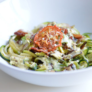 Zucchini Bacon Cream Pasta Recipes