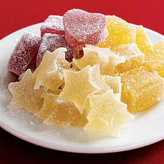 Fruit Jellies Recipe