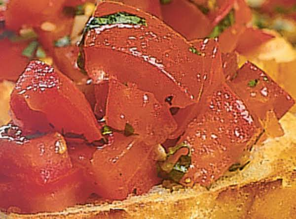 Bruschetta (quick & Easy)