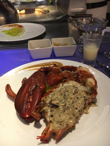 點了波士頓龍蝦,海鮮很新鮮!值得再來品嚐😊