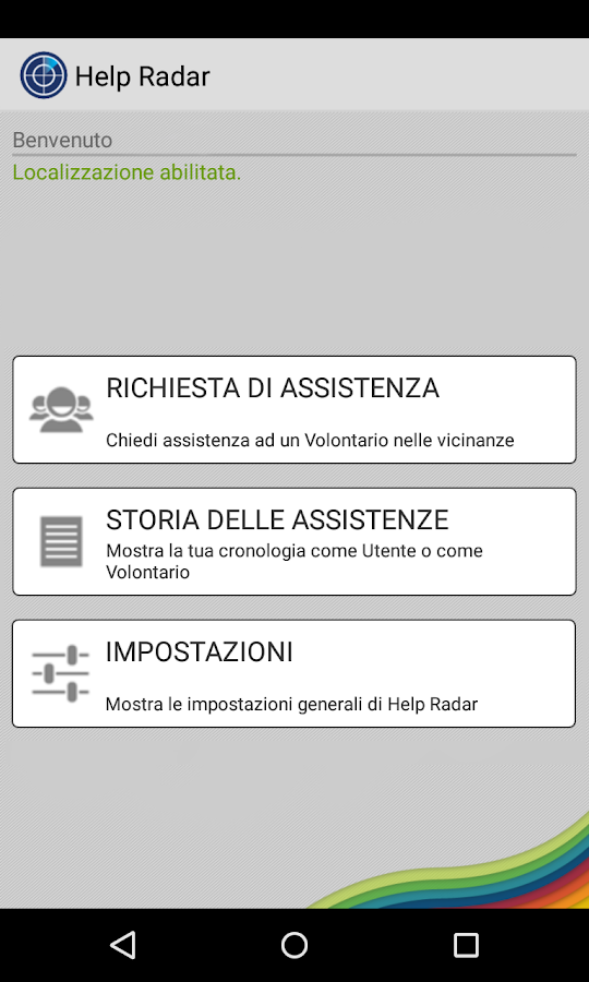Help Radar - Prato- screenshot