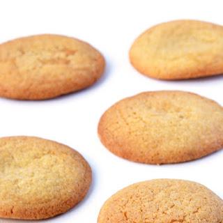Perfect Cornmeal Cookies.