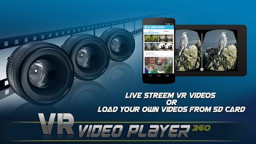 VRビデオプレーヤー - 360ビデオ