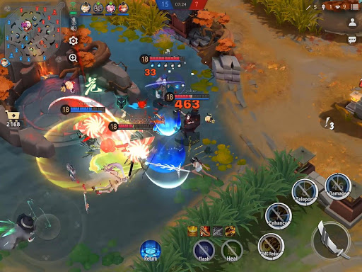 Onmyoji Arena screenshots 24