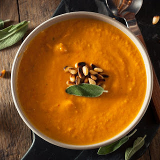 Detoxifying Carrot Soup