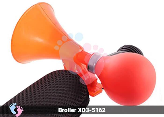 Xe đạp trẻ em 3 bánh Broller XD3-5162 8