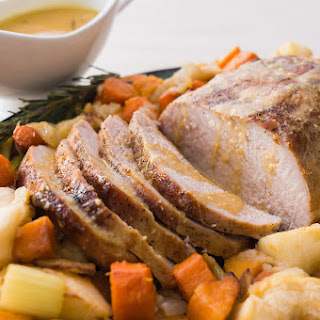 Center Cut Pork Loin And Apples Recipes