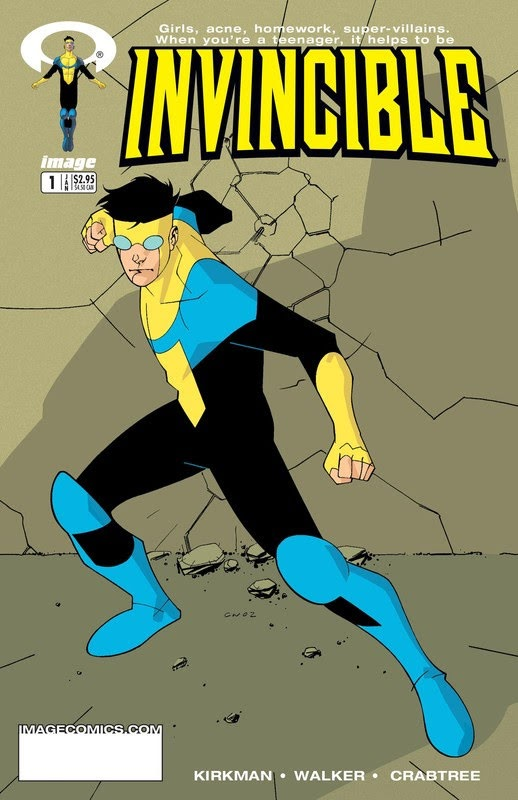 Invincible (2003) - complete