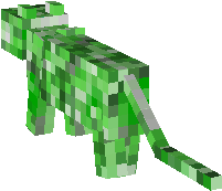 creeper that scares away creepers ;)
