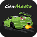 CarMeets - The Ultimate Car Enthusiast App icon