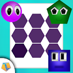 Shapes And Color Switch : Color Test Icon