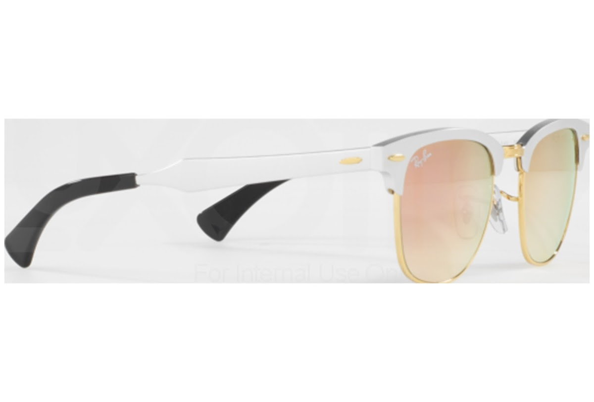 acd11792f0 Buy Ray-Ban Clubmaster Aluminum RB3507 C51 137 7O Sunglasses
