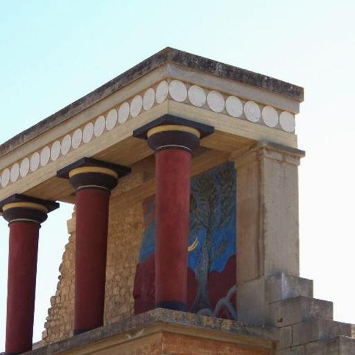 Palace Knossosmaze King Minos