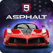 Asphalt 9 Legends 2018